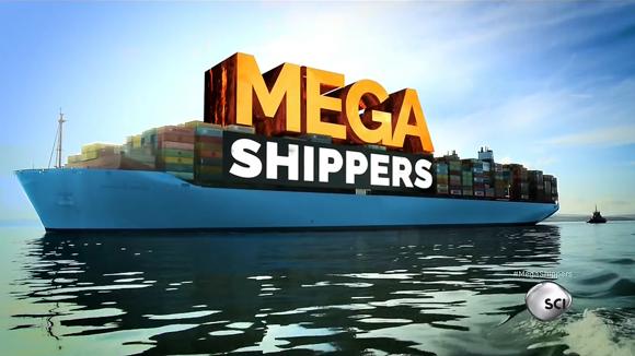 دانلود مستند سریالی Mega Shippers 2016
