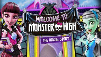 دانلود انیمیشن کارتونی Monster High Welcome to Monster High 2016