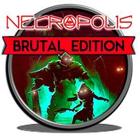دانلود بازی کامپیوتر NECROPOLIS BRUTAL EDITION
