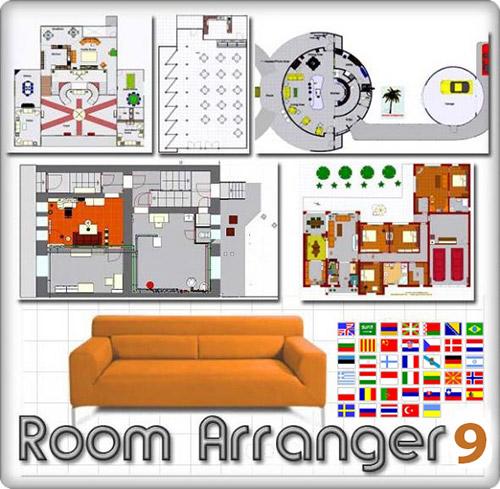 digitarahan.com مگ: دانلود نرم افزار طراحی دکوراسیون منزل Room Arranger v9.3.0.595 Room Arranger Cover