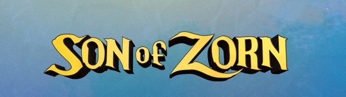 دانلود انیمیشن سریالی Son of Zorn 2016