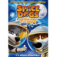 دانلود انیمیشن سینمایی Space Dogs Adventure to the Moon 2016