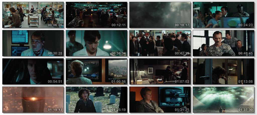 دانلود فیلم سینمایی The Day the Earth Stood Still 2008