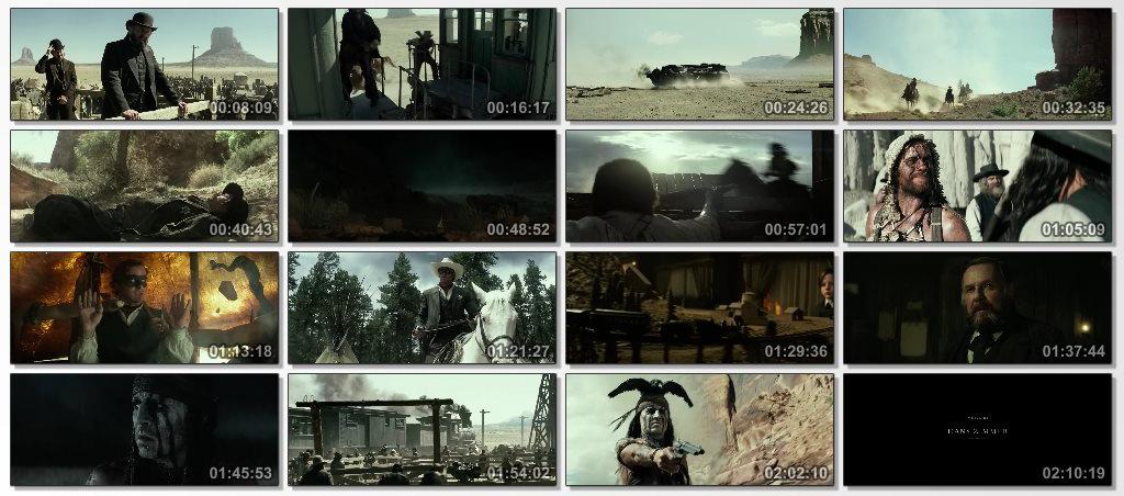 دانلود فیلم سینمایی Lone Ranger 2013