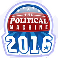 دانلود بازی کامپیوتر The Political Machine 2016 Campaign نسخه SKIDROW