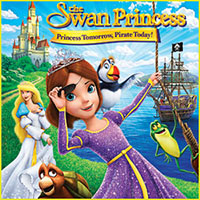 دانلود انیمیشن The Swan Princess Princess Tomorrow Pirate Today 2016