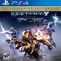 دانلود بازی Destiny The Taken King برای PS4
