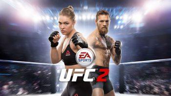 دانلود بازی EA Sports UFC 2 برای ps4