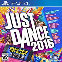 دانلود بازی Just Dance 2016 برای ps4
