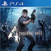 دانلود بازی Resident Evil 4 برای ps4
