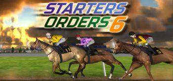 دانلود بازی کامپیوتر Starters Orders 6 Horse Racing نسخه RAR
