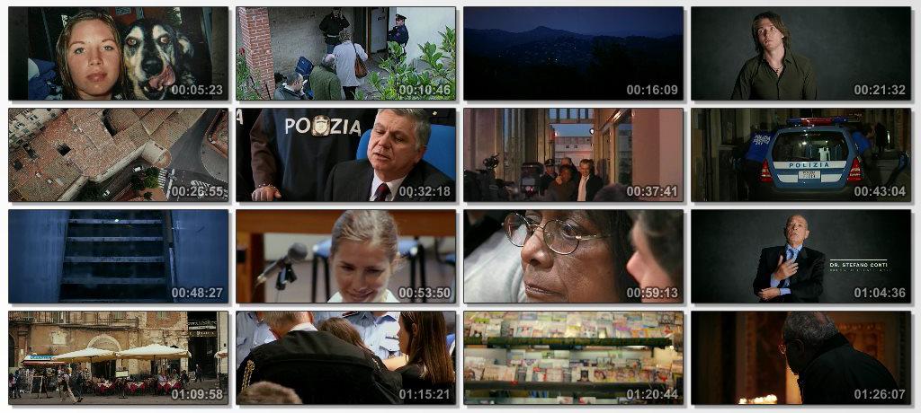 دانلود فیلم مستند Amanda Knox 2016