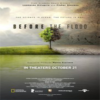 دانلود فیلم مستند Before the Flood 2016