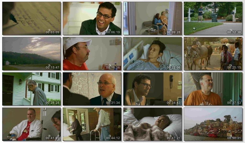 مستند Being Mortal با کیفیت HDTV 720p