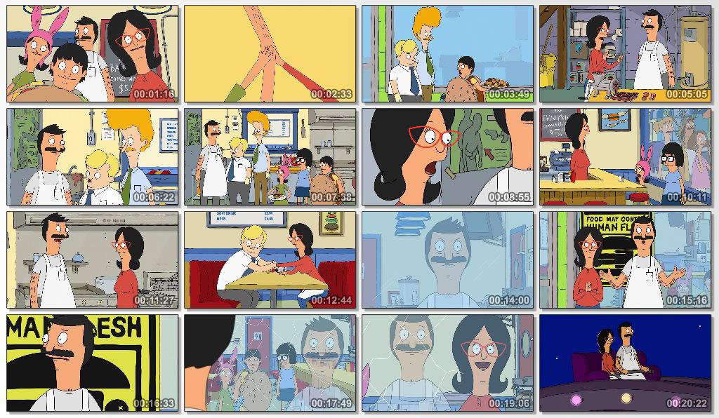 دانلود انیمیشن سریالی Bobs Burgers