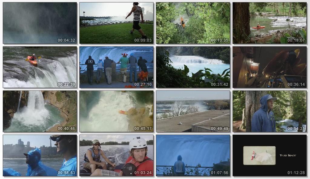 دانلود فیلم مستند Chasing Niagara 2015