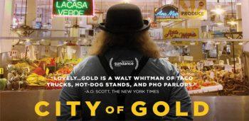 دانلود فیلم مستند City Of Gold 2015