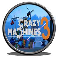 دانلود بازی کامپیوتر Crazy Machines 3 نسخه RELOADED