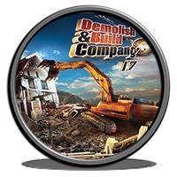 دانلود بازی کامپیوتر Demolish & Build Company 2017 نسخه PLAZA