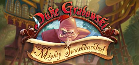دانلود بازی کامپیوتر Duke Grabowski Mighty Swashbuckler REPACK نسخه RELOADED