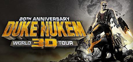 دانلود بازی کامپیوتر Duke Nukem 3D 20th Anniversary World Tour نسخه PLAZA