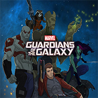 دانلود انیمیشن سریالی Guardians of the Galaxy نگهبانان کهکشان