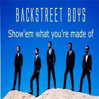 دانلود مستند Backstreet Boys Show Em What Made Of