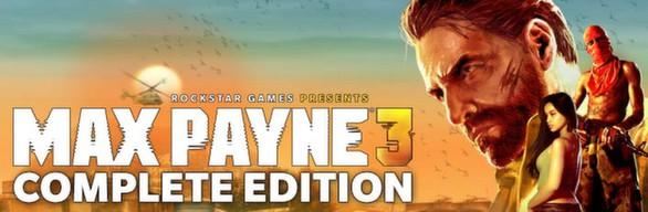 دانلود بازی کامپیوتر Max Payne 3 Complete Edition نسخه RELOADED