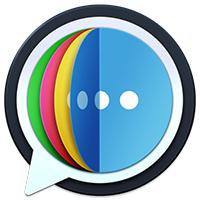 One Chat Massenger Logo