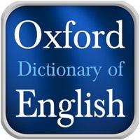 دانلود دیکشنری انگلیسی آکسفور برای مک The Oxford English Dictionary