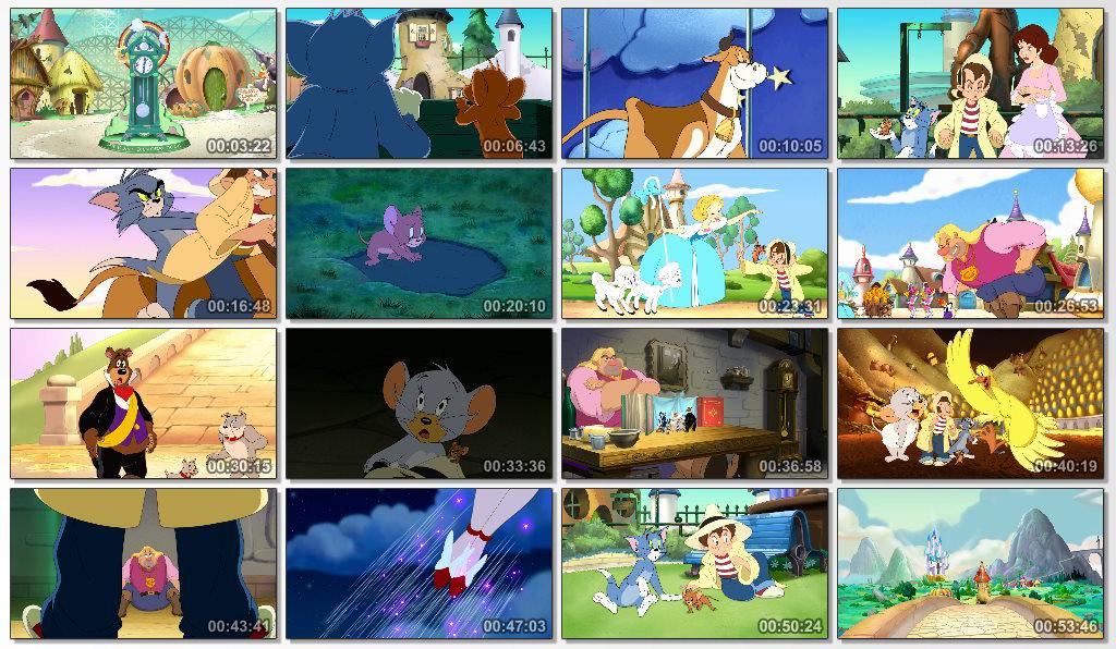 دانلود کارتون Tom and Jerrys Giant Adventure 2013