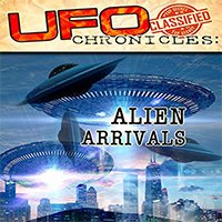 دانلود فیلم مستند UFO Chronicles Alien Arrivals 2016