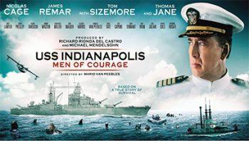 دانلود فیلم سینمایی USS Indianapolis Men of Courage 2016