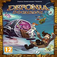 دانلود بازی کامپیوتر Deponia Doomsday نسخه CODEX