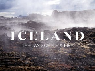 دانلود مستند Iceland Land of Ice and Fire با کیفیت HDTV 720p