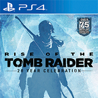دانلود بازی Rise of the Tomb Raider 20 Year Celebration برای PS4