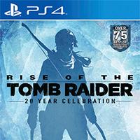 دانلود بازی Rise of the Tomb Raider 20 Year Celebration برای PS4