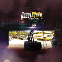 دانلود بازی کامپیوتر Robot Squad Simulator 2017 نسخه PLAZA