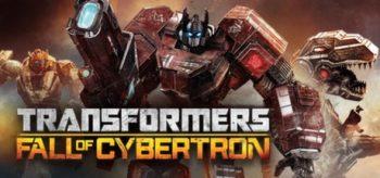 دانلود بازی کامپیوتر Transformers Fall of Cybertron نسخه NOSTEAM