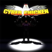 دانلود بازی کامپیوتر Cyber Chicken نسخه Skidrow