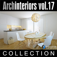 دانلود مجموعه Evermotion Archinteriors Vol 17