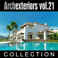 دانلود مجموعه Evermotion Archinteriors Vol 21
