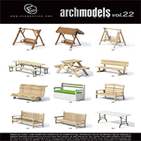 دانلود مجموعه Evermotion Archinteriors Vol 22