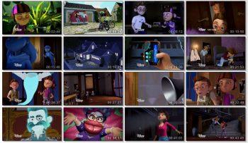 دانلود انیمیشن Ghost Patrol 2016