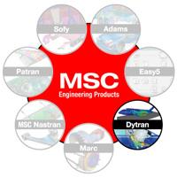 دانلود نرم افزار MSC Dytran 2017 تحلیل مدلهای پیچیده غیر خطی