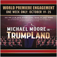 دانلود مستند Michael Moore in TrumpLand 2016