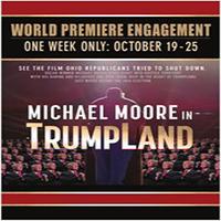 دانلود مستند Michael Moore in TrumpLand 2016