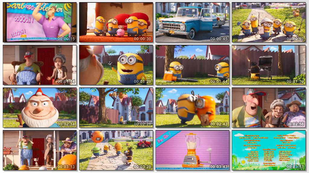 دانلود انیمیشن Mower Minions 2016