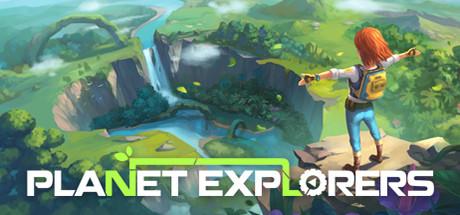 دانلود بازی کامپیوتر Planet Explorers نسخه CODEX