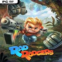 دانلود بازی کامپیوتر Rad Rodgers World One نسخه GOG